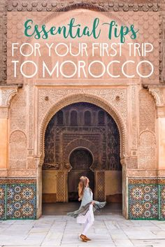 Essential Tips for your First Trip to Morocco | The Blonde Abroad