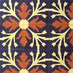 Modern and traditional encaustic cement tiles factory Mosaic Del Sur, Tile Showroom, Tile Manufacturers, Cement Tiles, Pottery Art, Quilts, Traditional, Patterns, Modern