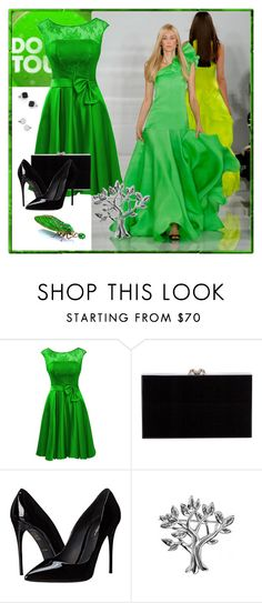 """""""Allurez 7."""" by zura-b ❤ liked on Polyvore featuring Ralph Lauren, Charlotte Olympia and Dolce&Gabbana"""