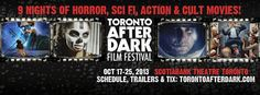 Toronto After Dark Film Festival 2013: Let's Get Dirty, Grossed Out & Head To Mars | Hye's Musings