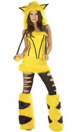 Yellow Dress Halloween Costume Ideas