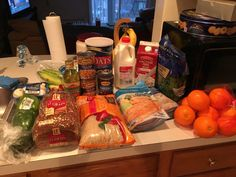 Aldi grocery haul - Grocery Shopping Efficiently Part 2 -- A Writer Cooks http://www.awritercooks.com/grocery-shopping-efficiently-part-2-the-shopping/