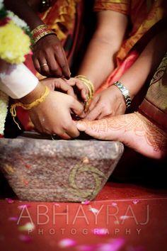 ammi midhithu.. #indian #wedding #rituals #tamil