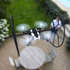 Parrot Rolling Spider MiniDrone. crazy cool! #drone #innovation #science