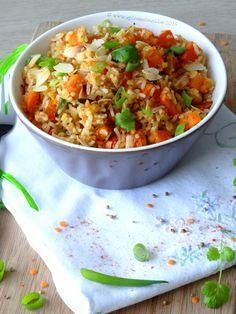 Lunch Recipes, Vegetarian Recipes, Healthy Recipes, Vegan Main Course, Plat Vegan, Cordon Bleu, Salad Bar, Savoury Dishes, Vegan Gluten Free