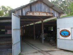 Old Mogo Town Gold Rush Theme Park