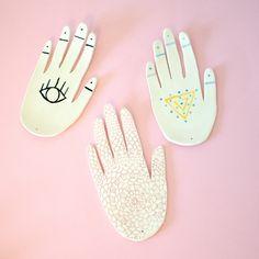 Ceramic Hands | Hesby