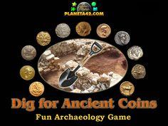 Excavate Coins
