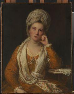 """Mrs. Horton"" by Sir Joshua Reynolds (1767-1770)"