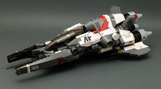 Custom #LEGO Spaceship