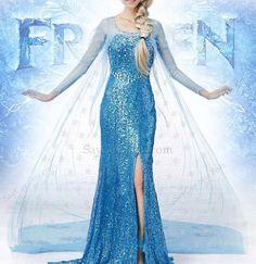 Disney Frozen birthday frozen dress frozen party frozen by SayCay, $99.00