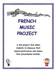 Un projet sur les préférences musicales qui incorpore les intelligences multiples.