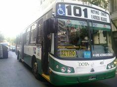Línea 101, coche 403, TB Pompeya II MT 17 con A/A : [b]Linea:[/b] 101 [b]Coche:[/b] 403 [b]Empresa:[/b] Doscientos Ocho Transporte Automotor SA (DOTA) (Líneas 28-44-101) [b]Chasis:[/b] Agrale MT 17.0 LE [b]Carroceria:[/b] Todo Bus Pompeya II 2014 [b]Patente:[/b] NNP177 [b]Fecha:[/b] 4 de mayo de 2015, 14:31 [b]Lugar:[/b] Pres. José E. Uriburu, esquina Avda. Santa Fe (Capital Federal).  Saludos!!!  [b]ale1919[/b] (Bus America) [b]@ale1919[/b] (Twitter) [b]Alejandro Ezequiel F