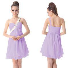 Sexy One-Shoulder Sweetheart Neck Sleeveless Dresses - 3 Colors | Stylish Beth