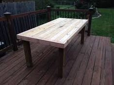 Afbeeldingsresultaat voor garden table pallets