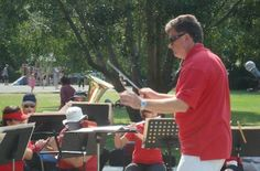 Calgary Wind Symphony Summer Concerts at Riley Park