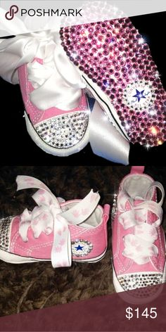 b96a006bbbeeb2 37 Best blinged out nikes images