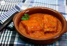 Spanish Dishes, Spanish Food, Spanish Recipes, A Food, Food And Drink, Asian Recipes, Ethnic Recipes, Cod Fish, World Recipes