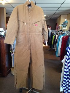 This Dickies suit just made its way in! $24.99 boys XL