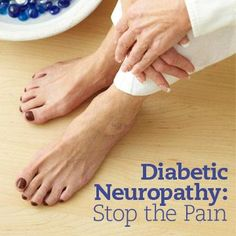 From prevention to prescription, learn what you can do to feel better if you have foot or leg pain from diabetes nerve damage caused by diabetic peripheral neuropathy.