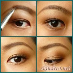 Resultado de imagen de dark eye eyebrows