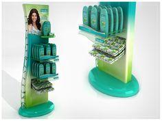Palmolive Retail by Daniela Olivares, via Behance
