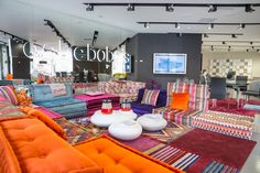 Roche Bobois in Bucharest, Romania