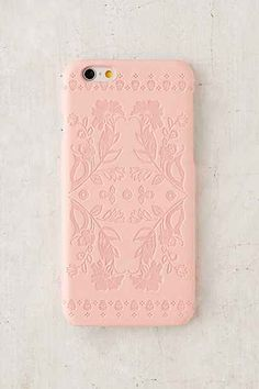 Vegan Leather Folklore iPhone 6/6s Case - Urban Outfitters