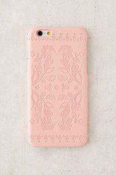 Vegan Leather Folklore iPhone 6/6s Case