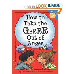 Anger is a part of life. We can't avoid it, we shouldn't stuff it, and we can't make it go away.    Kids need help learning how to manage their anger. This book speaks directly to them and offers strategies they can start using immediately.