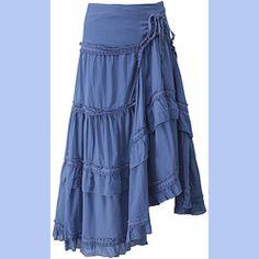 bohemian style skirts (06)