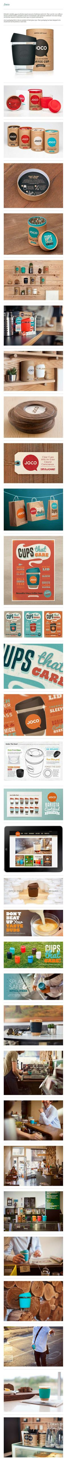 Joco coffee #packaging