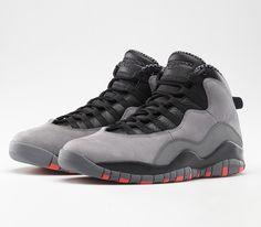 Air Jordan X – Cool Grey