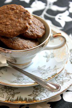 Mocha Oatmeal Cookies | 23 Incredible Coffee Desserts
