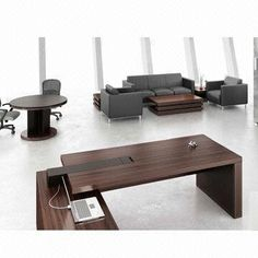 incredible office furnitureveneer modern shaped office. Fancy Modern L Shaped Office Desk Interior Design Together Black Office\u2026 | Desks Pinterest Desks, Wooden Drawers And Incredible Furnitureveneer