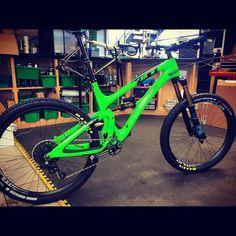 RG deatsyno1: My new Yeti sb6 Carbon is just getting finished off been built http://ift.tt/1PWYwQh