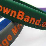 250 Text/Logo-identische ownband Armbänder 3D-tiefgeprägt mit/ohne Farbfüllung. Für noch mehr Armbandfreude!!!                                                 Ihr selbst designtes Armband für Ihre Großveranstaltung,Gruppe,Familie,Freunde,Kollegen, Vereinsmitglieder...Jetzt per Doppelklick Bestellung aufgeben. #ownband #individuellesarmband #250stk. #3d-tiefgeprägt #direktbestellen
