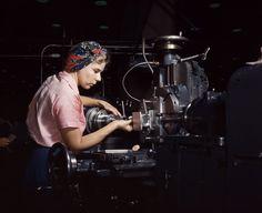 Women workers of World War II