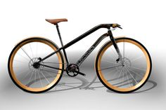 Jacob Haim - NatureBraid - braided carbon fibre - lugged bikes. With the help of braiding the fibers are braided into a tube which stores closely to a shaping core. The fibers are then infiltrated in an injection process with resin and cured.