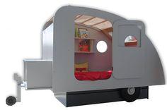 caravan bed by idyll home ltd | notonthehighstreet.com