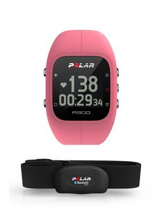 Polar A300 Fitness And Activity Monitor With Heart Rate Monitor - One - Pink. 24/7 Activity Tracking; Activity Goals; 5 Intensity Levels; Activity Feedback; Sleep Tracking;. Step,Distance Counter;Fitness Test;Sport Profiles;HRM in BPM and Percentage (Polar H7 HR Included);. HR Zones Monitoring Intensity; Button-Free Mode; Inactivity Alert; Changeable Wristband;. Calorie Counting Based on Individual Data; Data Transfer via USB; Polar Flow Web Service and App;. Water Resistance: 30m…