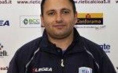 Calcio - Le dichiarazioni di Luca Palombi, vice presidente del Real Rieti Calcio a 5 (sportime) #Calcio