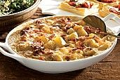 Potato & Mushroom Bake - deliciously rich and creamy. Sauce Recipes, Dressings, Sauces, Houston, Nom Nom, Steak, Stuffed Mushrooms, Potatoes, Favorite Recipes