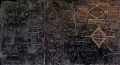 5 | Photos of Physicists' Blackboards Reveal The Ghosts Of Theorems Past | Co.Design: business + innovation + design