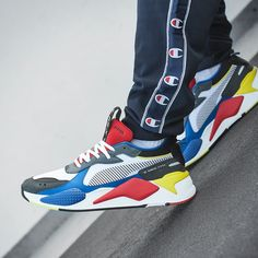 Puma RS-X Pumas, Spring Collection, Air Jordans, Fashion Men, Shoes Sneakers, Trainers, Kicks, Tennis, Sneaker