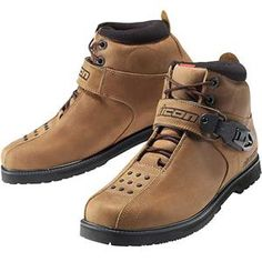 Icon Super Duty 4 Boots - Motorcycle Superstore
