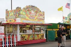 What's a fair without awesome food!? #adamscountyfair