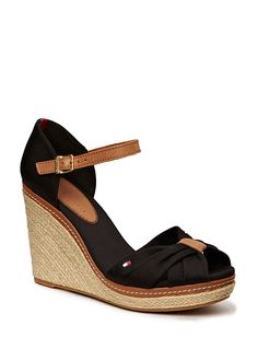 2bbfa960 Tommy Hilfiger summer open toes not sure about the colour but love the  model Black Peep