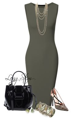 6/25/17 by longstem on Polyvore featuring Barbara Bui, Blumarine, Konstantino, Pomellato and Chanel