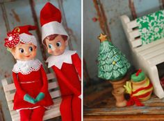 Magic Christmas Elf Party